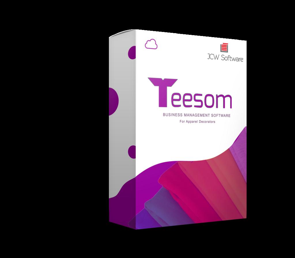 Teesom Business Management Software For Apparel Decorators